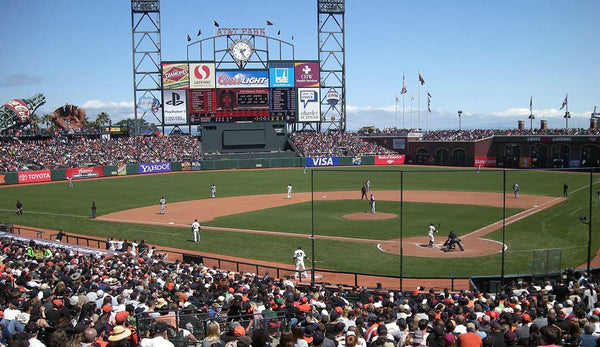 San francisco, giants, mlb, baseball