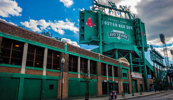 fenway park, baseball, mlb, boston, new england