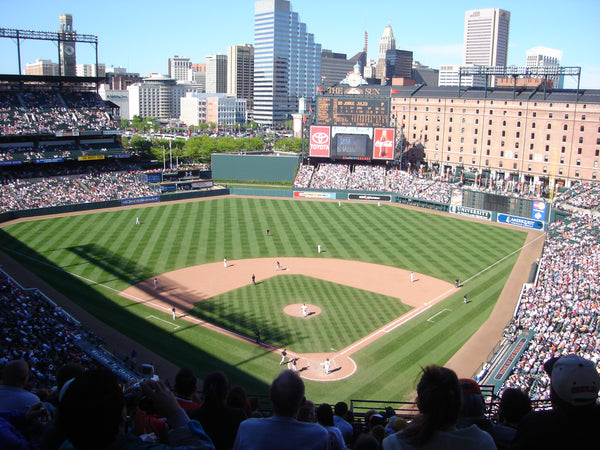 camden yards, baltimore, baseball, mlb