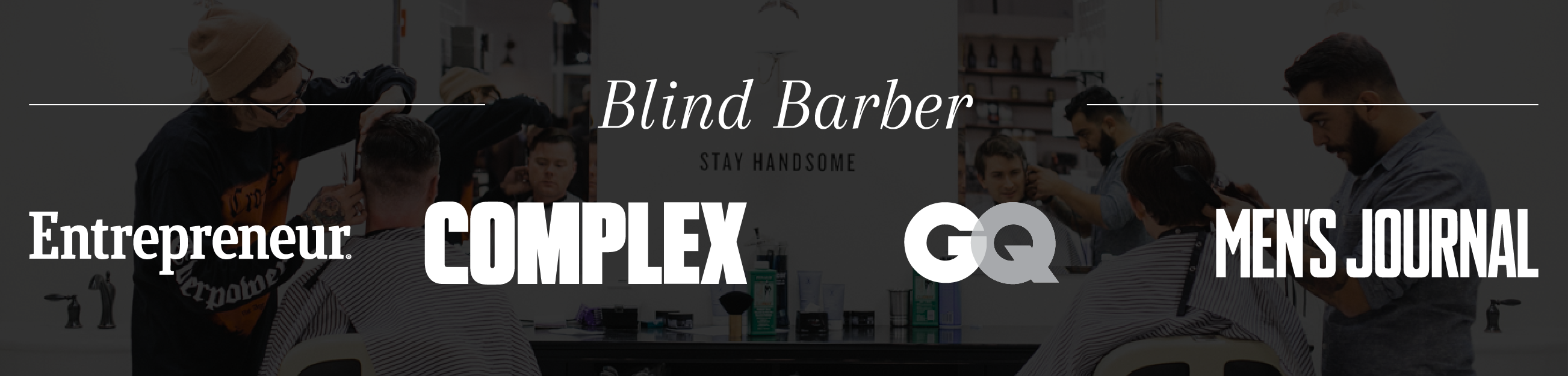 Blind Barber Blog