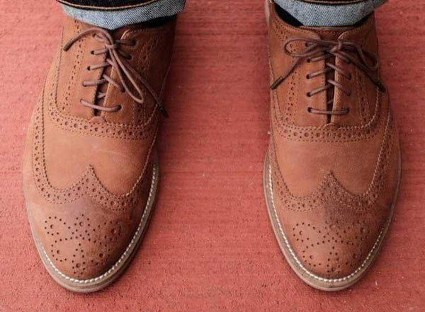 Charlie Dress Brogue
