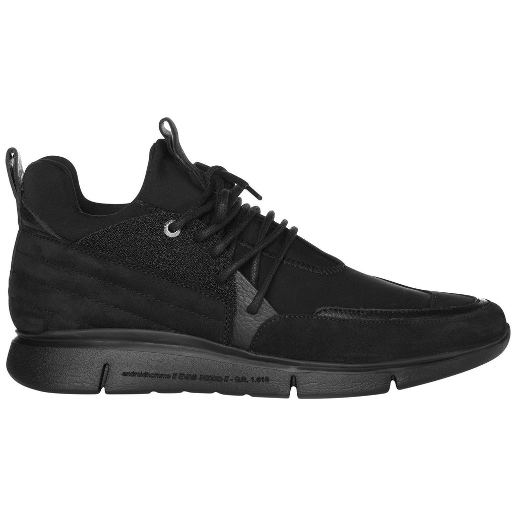Runyon Runner Velvet Black
