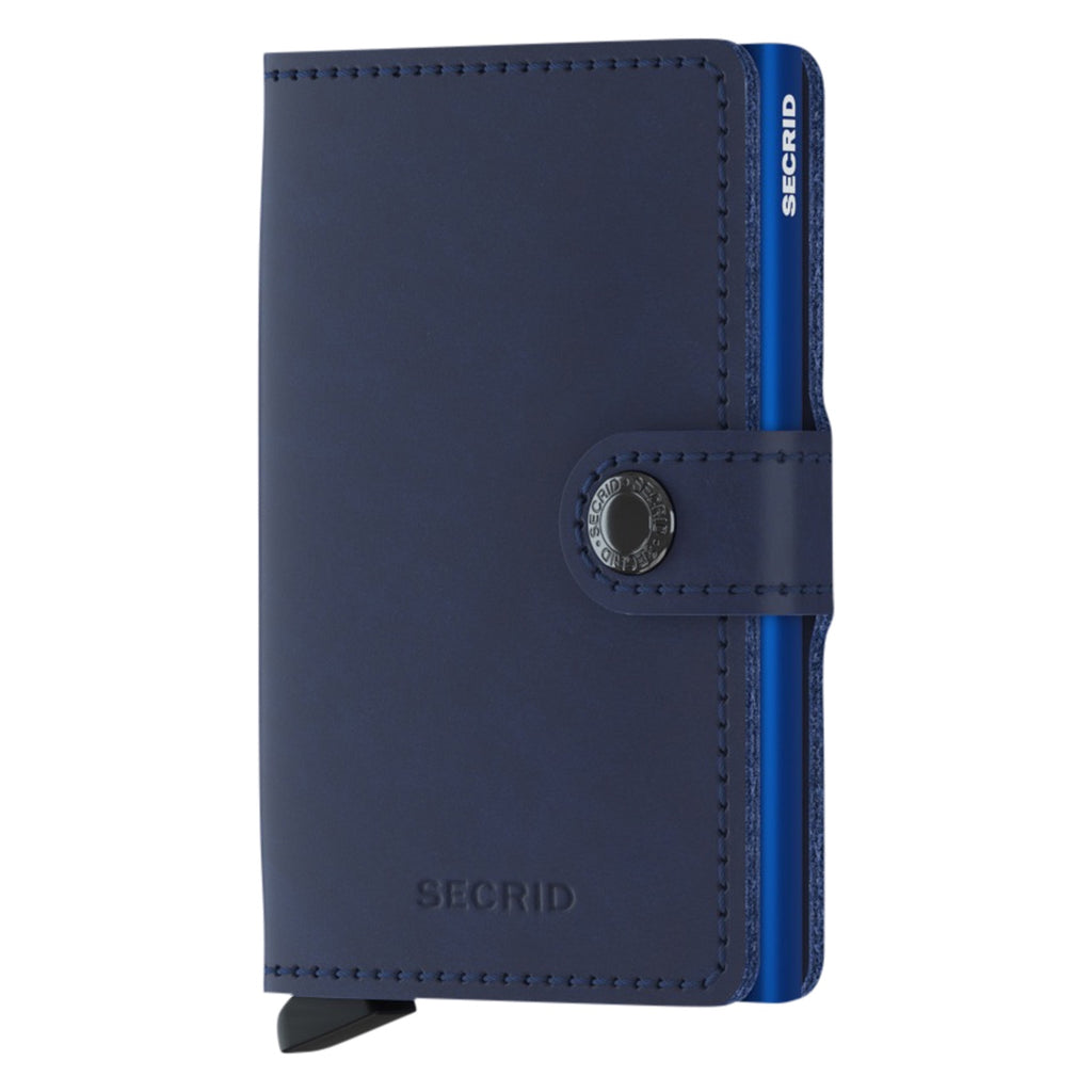 Miniwallet Original in Navy-Blue