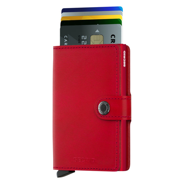 Miniwallet Original in Red-Red