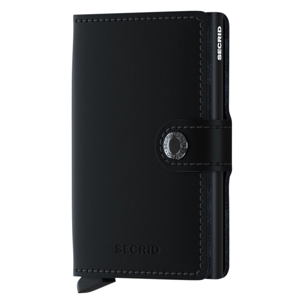 Miniwallet Matte in Black