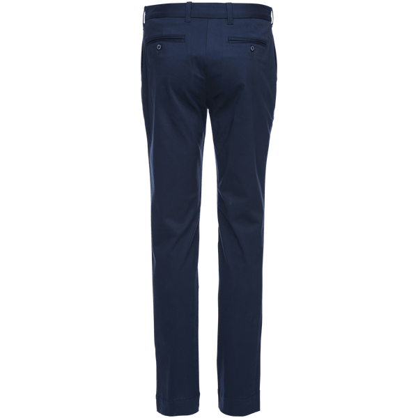 J.P. Stretch Chino in Black Iris