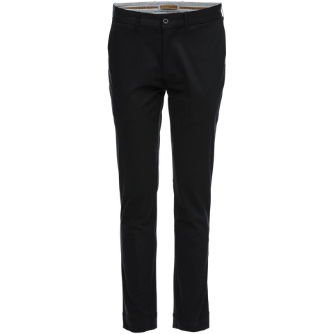 J.P. Stretch Chino in Jet Black