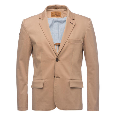 Kurt Blazer in Stretch Tan