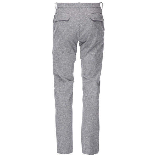 Henry Travel Pant in Stretch Brushed Herringbone