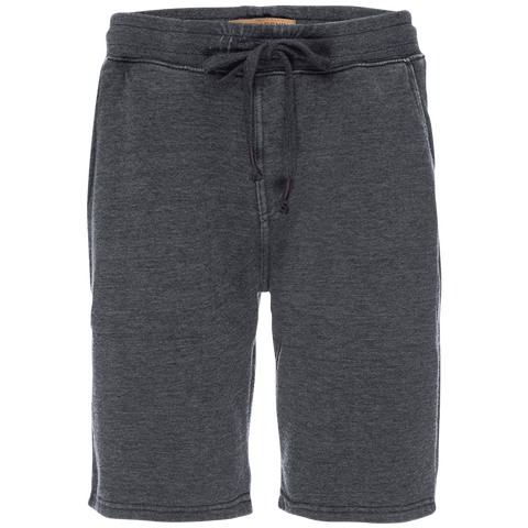 Burnout Pull On Short in Dark Gray