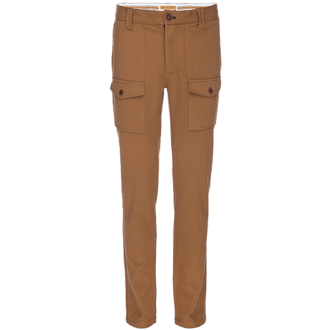 J.P. Stretch Military Pant in Camel