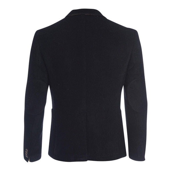 Kurt Notched Lapel Blazer in Chenille
