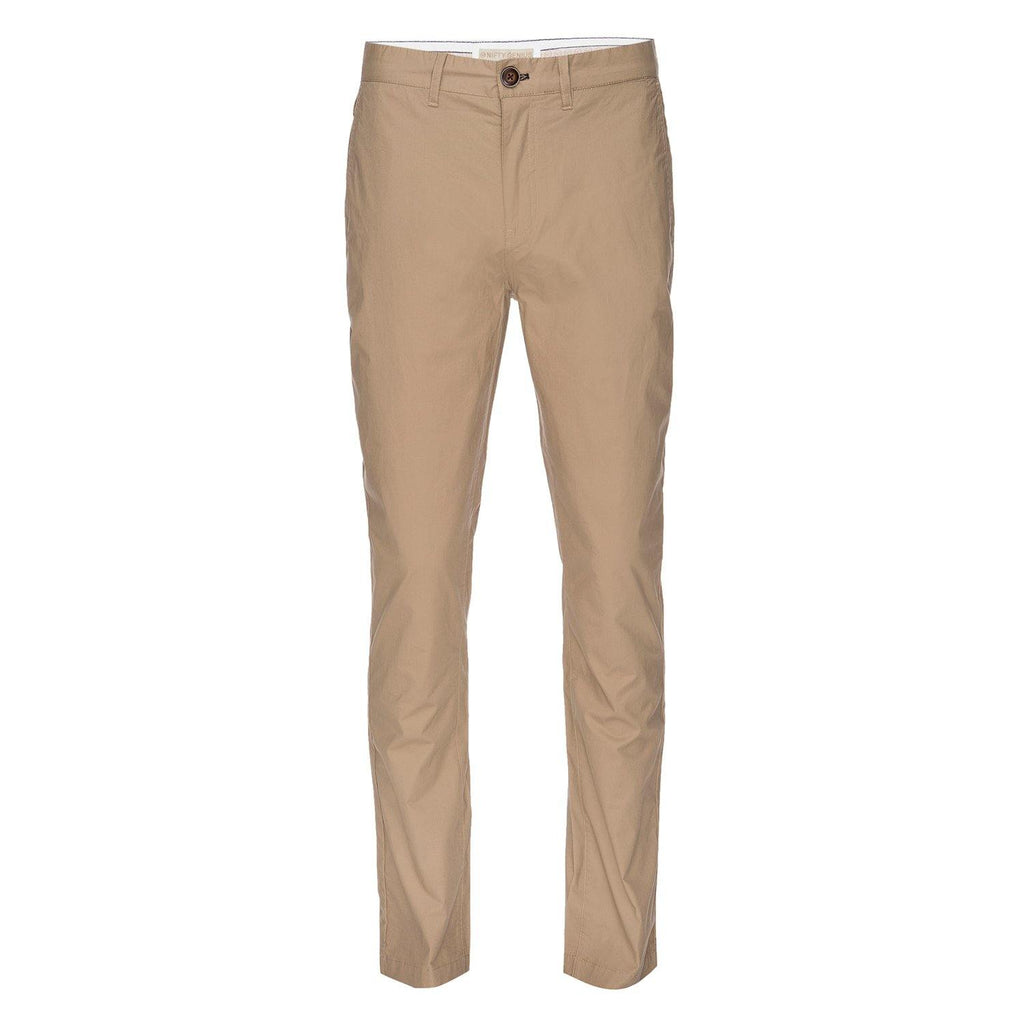 J.P. Stretch Typewriter Cloth Chino in Tan