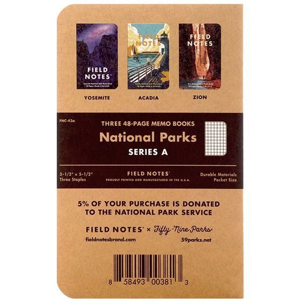 National Parks - Series A