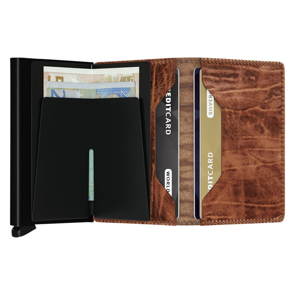 Slimwallet Dutch Martin in Whiskey