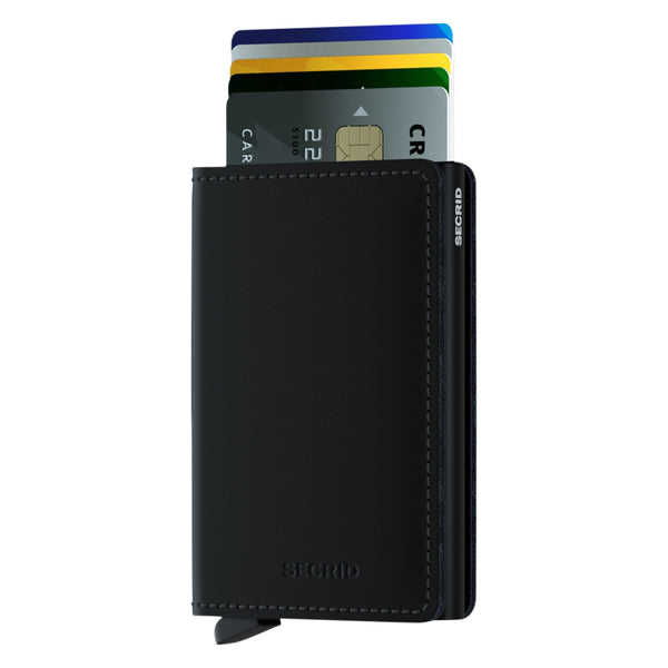 Slimwallet Matte in Black