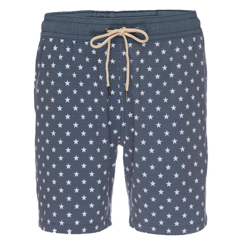 Fair Harbor X Nifty Genius Star Swim Trunks