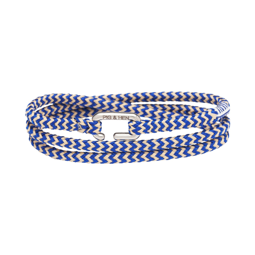 Savage Sam in Cobalt/Sand | Silver