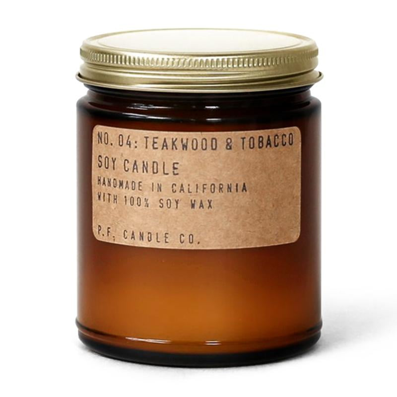 No. 04: Teakwood & Tobacco