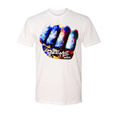 Dare Me Detroit Tee #1 - Scarce  - 3