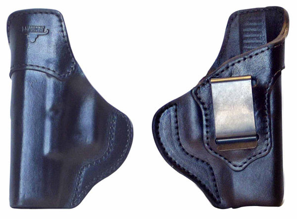 The Best Leather IWB Holsters -Premium US Made Leather In The Waistband Holsters