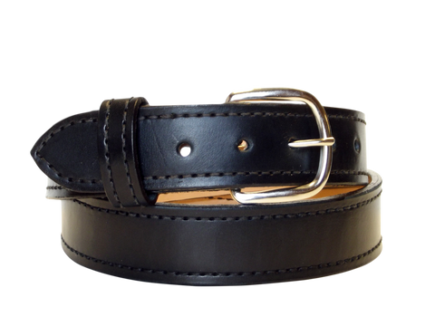 Longhorn Premium Double Layer Leather Gun Belt