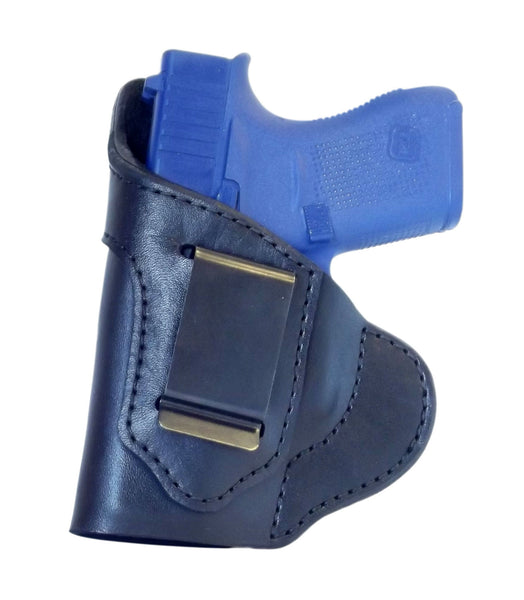 IWB Glock Compact Longhorn Premium US Leather Holster
