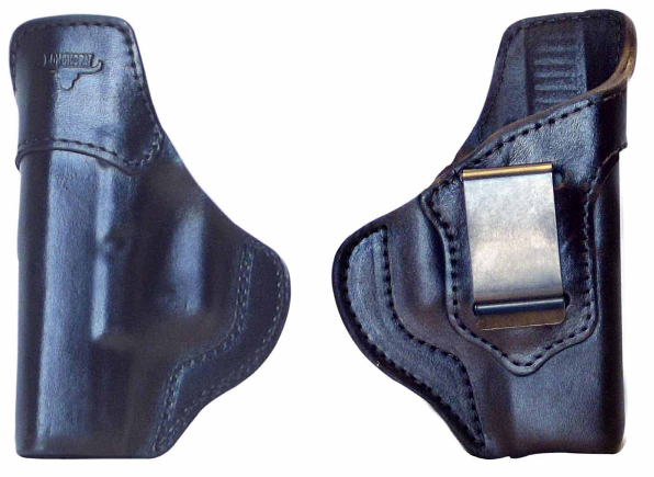 IWB Smith & Wesson Compact Longhorn Premium US Leather Holster