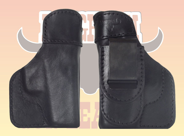 Premium Leather Tuckable IWB Holster