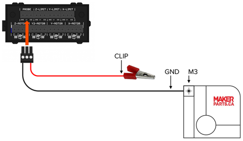 Makerparts XYZ Touch Probe Wiring Instructions