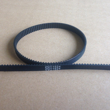 1524mm long 6mm wide GT2 endless belt Loop