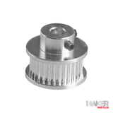 GT2 Aluminum Timing Pulley - 30 Tooth