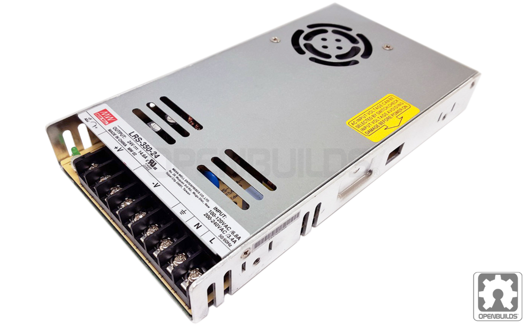 24V/14.6A Power Supply