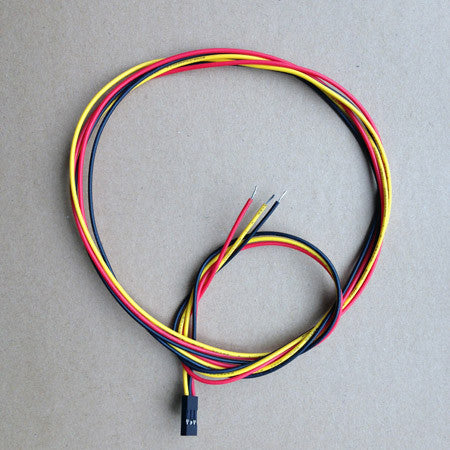 Endstop Cable - 3 Pin, 1 Meter