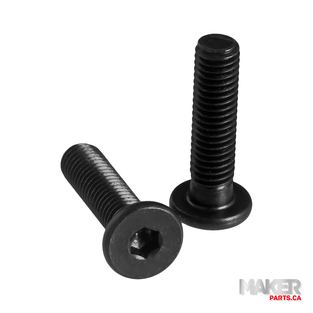 Low Profile Screws M5