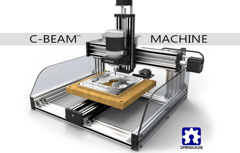 C-Beam Machine Mechanical Bundle
