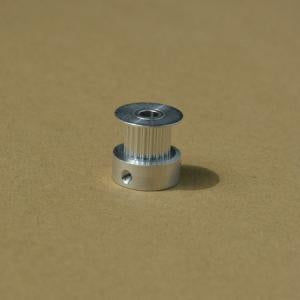 GT2 - 20 Tooth pulley with 6.35mm Bore for 9mm Belt