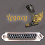 Parallel Port Legacy - Mach4 Hobby Plugin