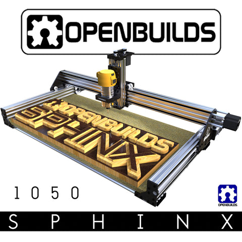OpenBuilds Sphinx Machine