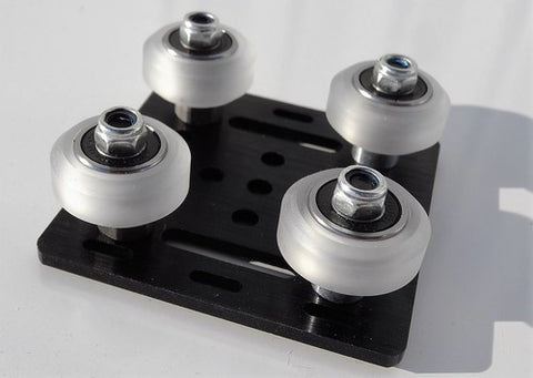 20mm V-slot Gantry Set with Wheels