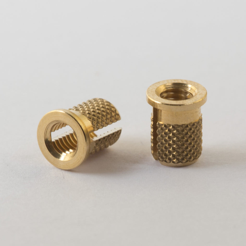 M5 & M3 Brass Threaded Inserts