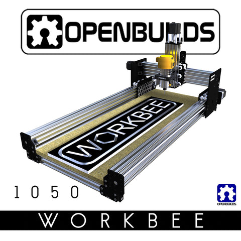 OpenBuilds WorkBee Machine