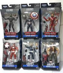Marvel Select Civil War