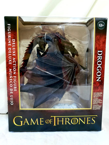McFarlane Game of Thrones Drogon Deluxe Figure, Popular Characters- Have a Blast Toys & Games