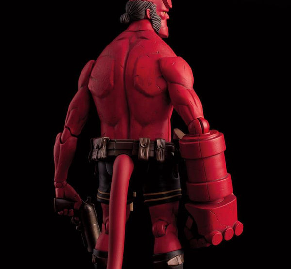 1000TOYS Hellboy BPRD Shirt Version 1:12 Scale Action Figure EXCLUSIVE