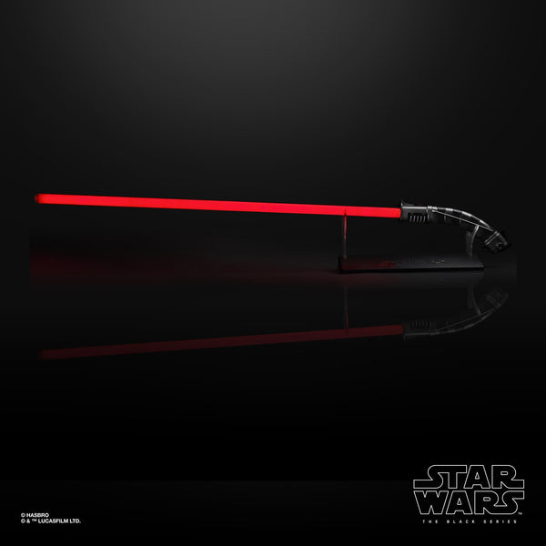 Star Wars The Black Series Asajj Ventress Force Fx Lightsaber