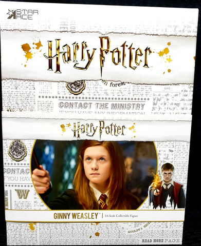 Star Ace Harry Potter Ginny Weasley 1:6 Scale Figure, Popular Characters- Have a Blast Toys & Games
