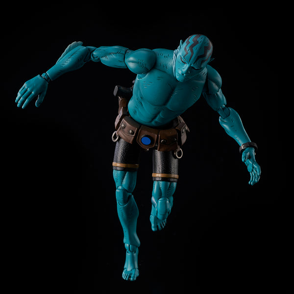 1000Toys Hellboy Abe Sapien Standard 1/12 Scale Action Figure
