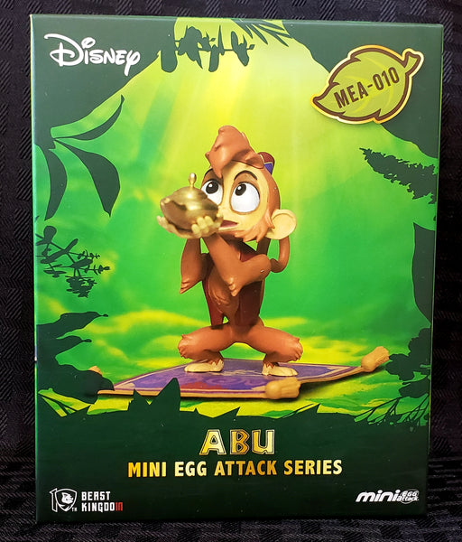 Beast Kingdom Disney's Best Friends Apu Mini Egg Attack Figure, Popular Characters- Have a Blast Toys & Games