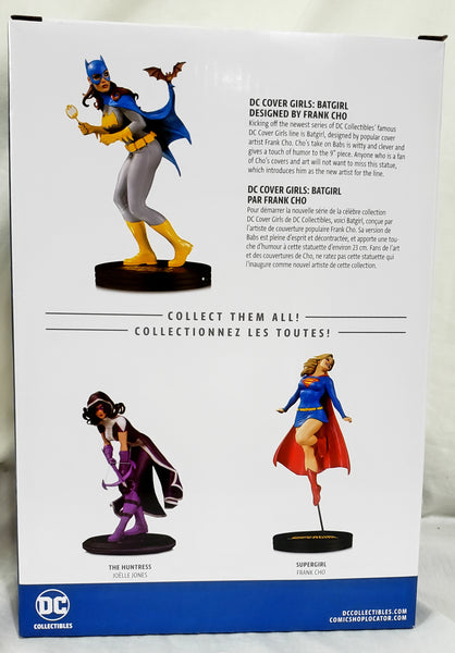 DC Cover Girls Batgirl by Frank Cho Statue, DC Comics- Have a Blast Toys & Games